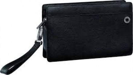 Mont Blanc Westside Handbag 09301 Black