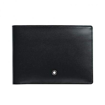 Montblanc Meisterstuck Leather Wallet 4CC 30673-06179