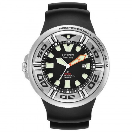 Citizen Diver's Eco-Drive BJ8050-08E